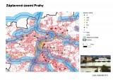 20-21 Kurz geoinformatiky Povodnova mapa Praha